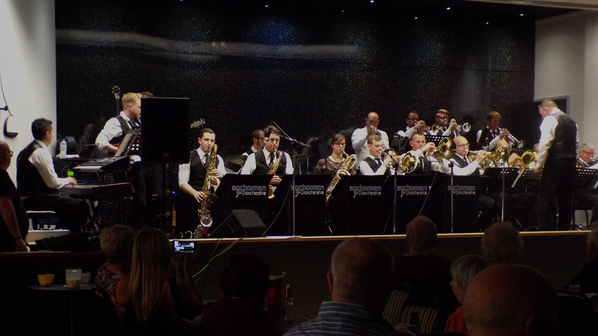 Anchormen Jazz Orchestra